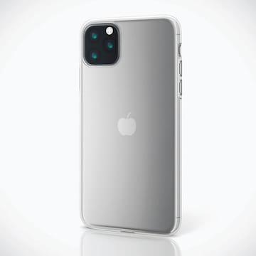 ■エレコム■iPhone 11 Pro Max■ソフトケース■PM-A19DUCT2CR■