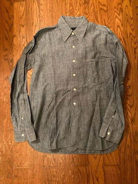 acoustic アコースティック シャツ 日本製 古着 長袖