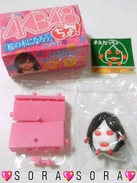 大人気♪AKB48ぷっちょ【前田敦子】桜の木になろう