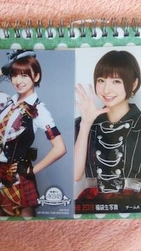 AKB48写真 篠田セット2