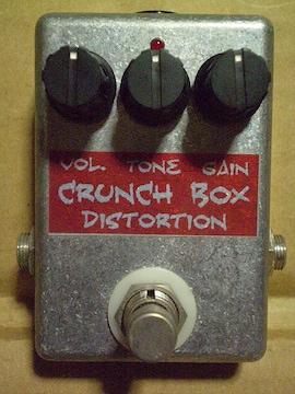 MI AUDIO Crunch Box Distortion クローン
