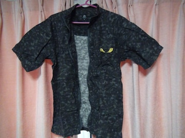 CsIinehの半袖ドレスシャツ(M)!。