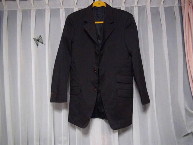 IMARのブレザー(L)イタリア製 !。 < 男性ファッションの