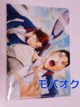 テニスの王子様*ミニクリアファイル*大石&菊丸