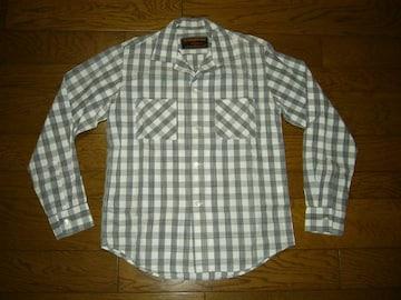 THE PARMANENT WEAR チェックシャツSインパクティスケリー