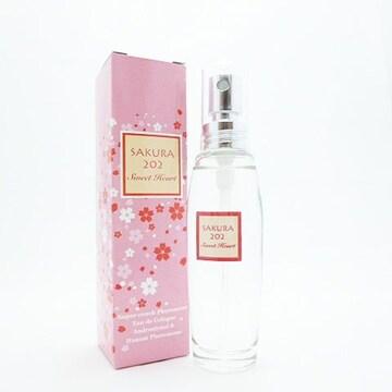 サクラ202スィートハート・フェロモン香水です。