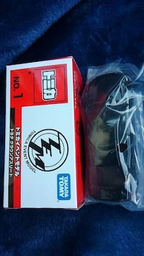 トミカ イベントモデル No.1 トヨタ クラウンアスリート 非売品 ブラック 未使用品