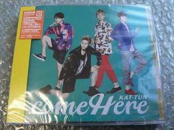新品未開封/KAT-TUN【come Here】初回限定盤(CD+DVD)他にも出品