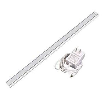 色白色 サイズ60cm LED キッチン用ライト 非接触スイッチ式LEDス