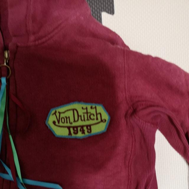 Von Dutchのパーカー < ブランドの