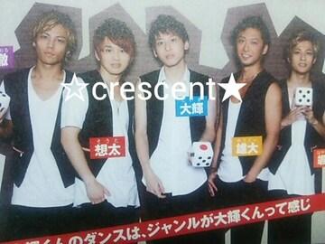 Da-iCE☆DISH//☆切り抜き☆2013年,北村匠海,ダイス連載