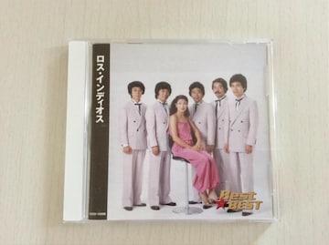 CD『ロス・インディオス』ベスト16‼