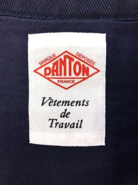 DANTON(ダントン)コットンテーラードジャケットテーラードジャケット < 男性ファッションの