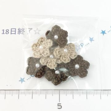 18*ハンドメイド*お花モチーフ 33