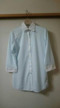 CLOSSHI 七分袖シャツ