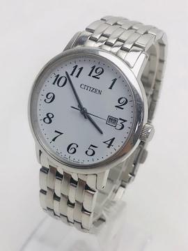 T082 シチズンCitizen エコドライブ ソーラーメンズ 腕時計