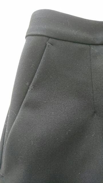 バンヤードストーム ワイドパンツ ブラック サイズ0 < ブランドの
