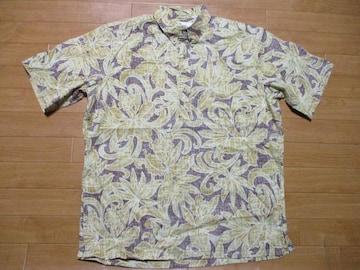 レインスプーナー ハワイアンシャツ USAーL 新品