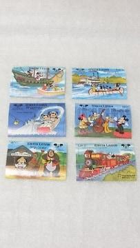切手.ディズニー★ミッキーマウス60年記念 1987年