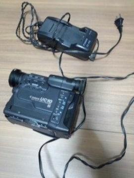 キャノン 8ミリ ビデオカメラ UC10 ジャンク