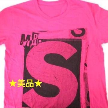 新品未開封☆SMAP Mr.s TOUR★BEAMS コラボ Tシャツ 白