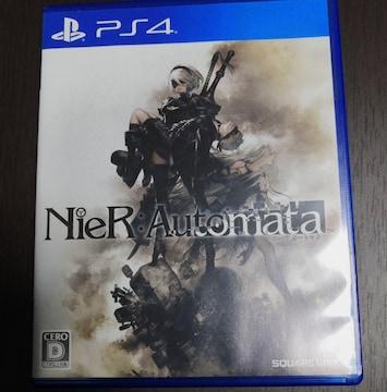 即決◆PS4 ニーア オートマタ NieR:Automata