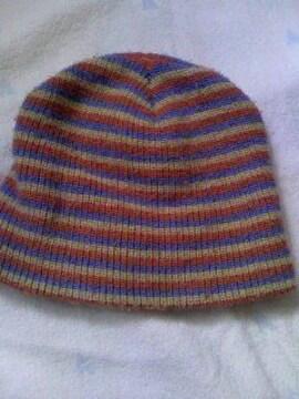 used〓eaB 冬物ニット帽