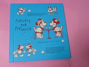 ミッキー&ミニー 大きいサイズ アルバム