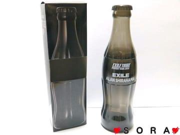 【EXILE/ALAN SHIRAHAMA白濱亜嵐】非売品♪コカ・コーラ ネームボトルカップ