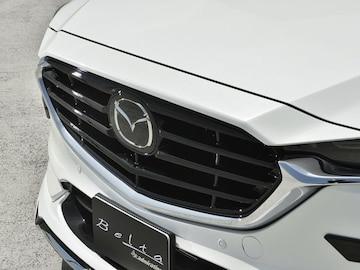 アドミレイション ベルタ ハーフ CX−5 塗装済フェイスグリル