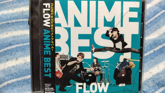 FLOW(フロウ) ANIME BEST ベスト  < タレントグッズの