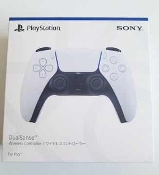 DualSense ワイヤレスコントローラー CFI-ZCT1J - PS5用