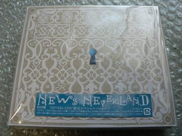 新品/NEWS【NEVERLAND】初回限定盤(CD+DVD)他にも出品中