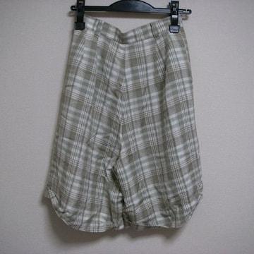 新品 ガレットファミリー 短丈 パンツ W60