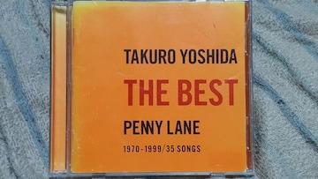 吉田拓郎 THE BEST PENNY LANE 2枚組ベスト