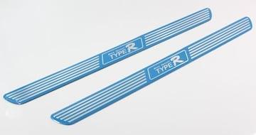 ★汎用エントランスモール(汎用スカッフプレート)�Fブルー