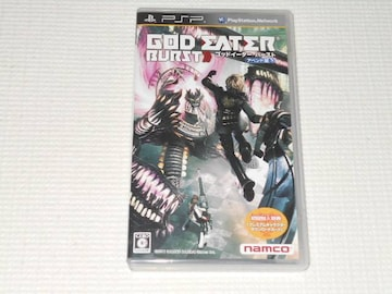 PSP★ゴッドイーター バースト アペンド版