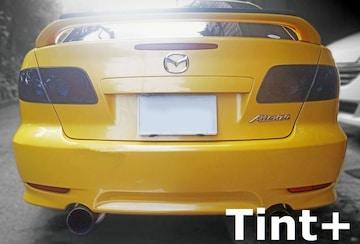 Tint+何度も貼れるアテンザスポーツ5dr GG3S/GGES テールランプ スモークフィルム