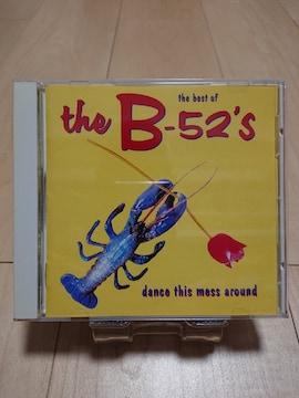 CD / The B-52's / ベスト・オブ・The B-52's