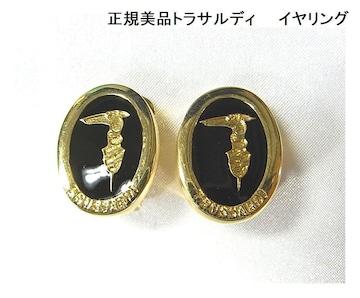 500スタ★正規トラサルディ イヤリング 美品