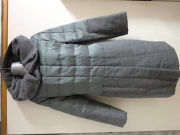 新品百貨店ブランド高品質襟インパクトダウンジャケットL