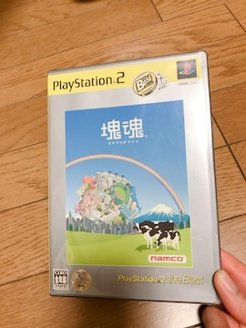 19】PS2 塊魂