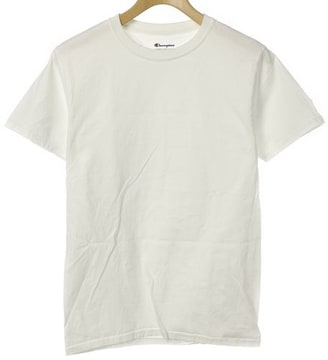 CHAMPIONチャンピオン☆白Tシャツ