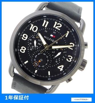 新品 即買い■トミー ヒルフィガー クロノ メンズ腕時計 1791426