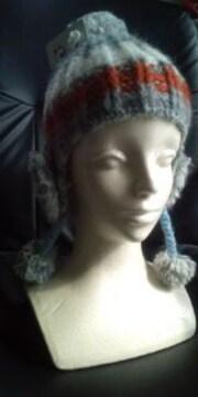 新品ベビー・子供用ニット帽☆風邪の防止、おしゃれに♪