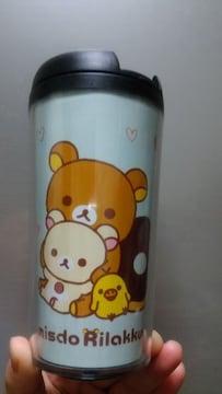 """新品★「リラックマ × ミスド」激かわ〜!""""タンブラー"""""""