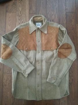 ウールリッチ  ヴィンテージ ウールジャケットコート