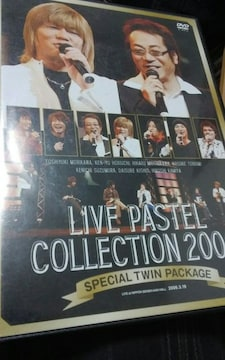 LIVE PASTEL COLLECTION2006
