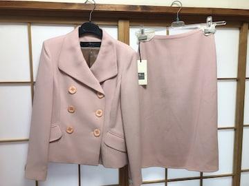 Y104 レリアン  DAQUIN セットアップスーツ ジャケット スカート