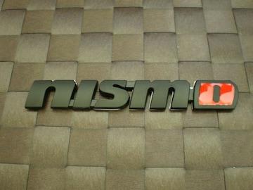 NISMO ニスモ 日産  エンブレム ブラック